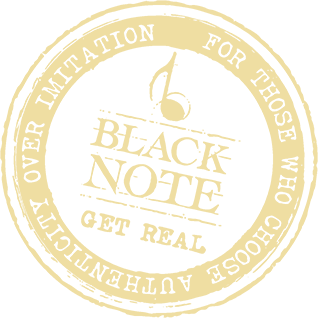 Image result for Blacknote liquids logo